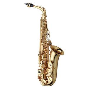 Yanagisawa Yanagisawa AWO1U Alto Saxophone - Unlacquered Brass
