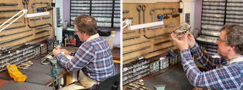 Woodwind repairs west midlands windology music
