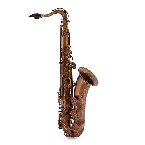 Conn-Selmer Conn-Selmer Premiere PTS-380V Tenor Saxophone - Unlacquered