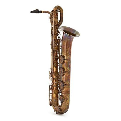 Conn-Selmer Conn-Selmer PBS380V Premiere Baritone Saxophone, Unlacquered