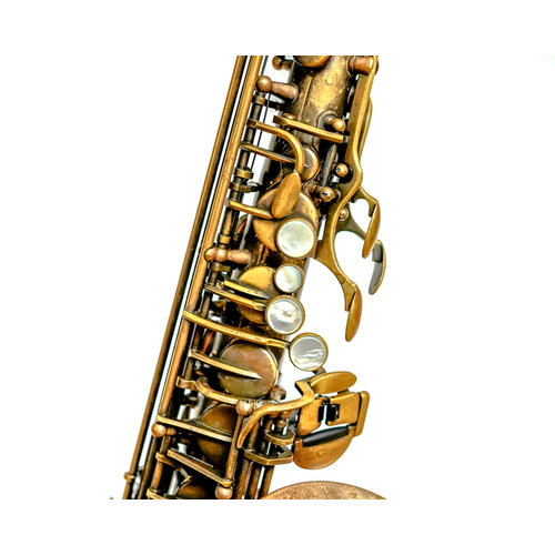 Trevor James Trevor James Signature Custom RAW Unlacquered Alto Saxophone (Second Hand)