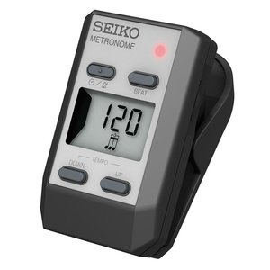 Seiko Digital Clip-On Metronome: DM51SE