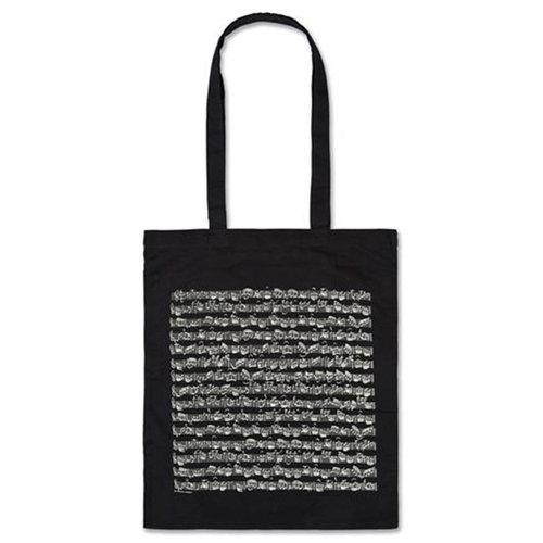 WM Tote Bag - Sheet Music - Black