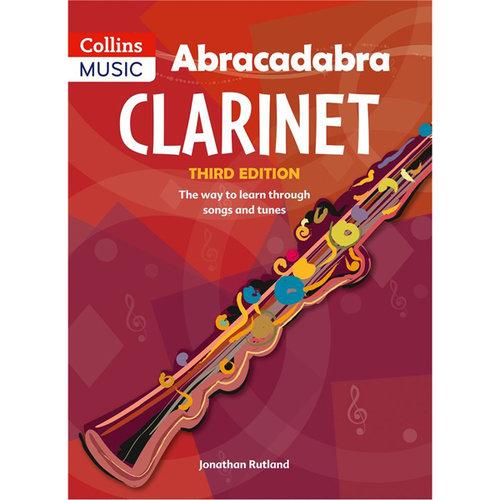 Abracadabra - Clarinet