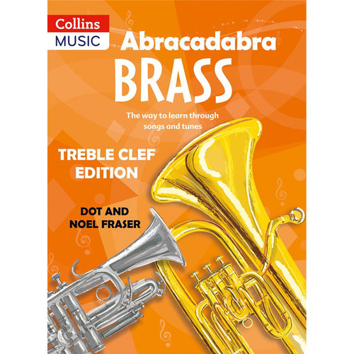 Abracadabra - Brass - Treble Clef Edition