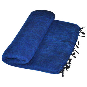 Nepal couverture Bleu royal #819