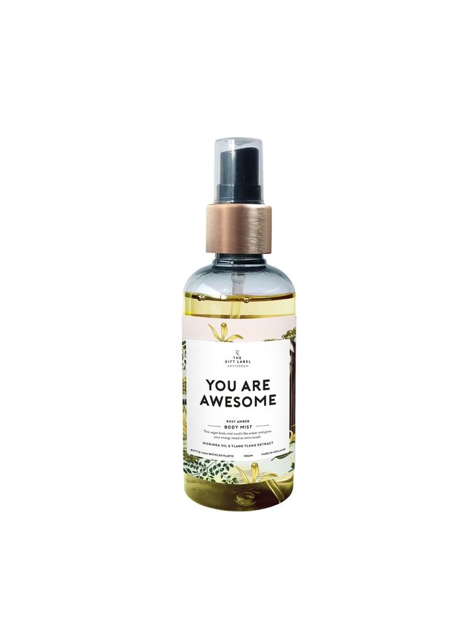 Body mist - You are awesome