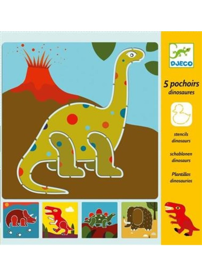 Sjablonen - Dino's