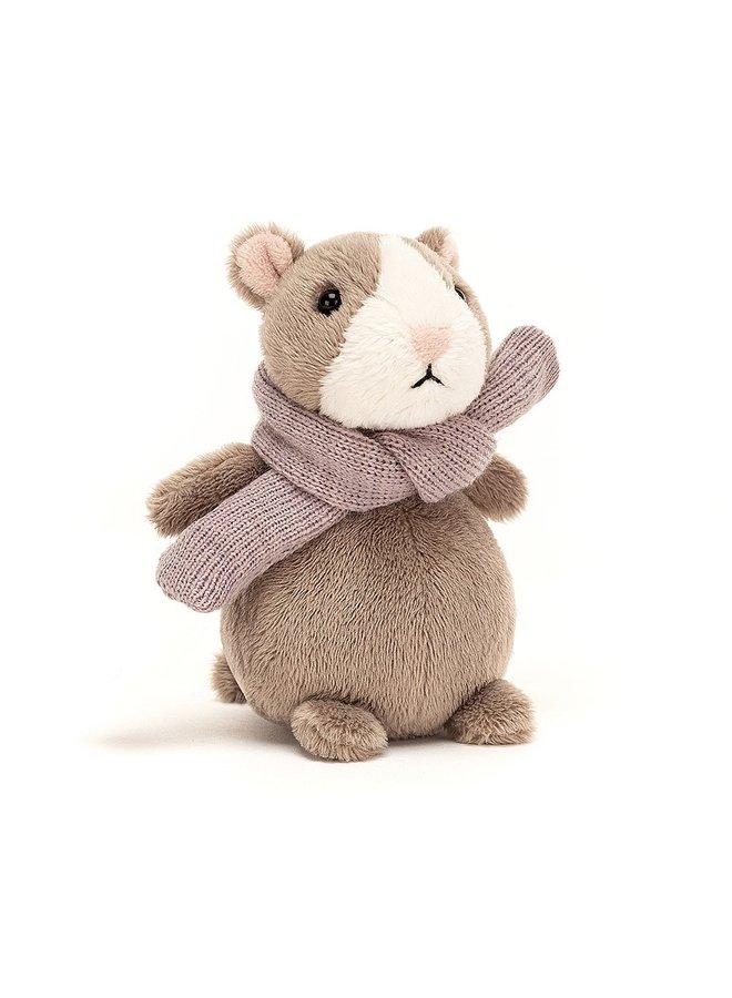 Happy nutmeg hamster (mini)