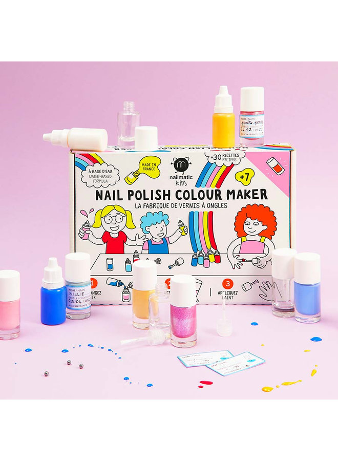 Nailmatic - nailpolish colour maker