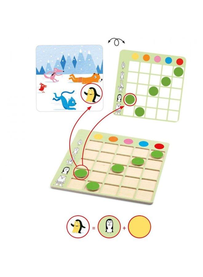 Bordspel - Kleuren leren