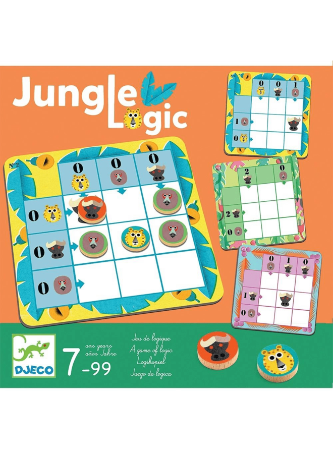 Jungle logic 7+