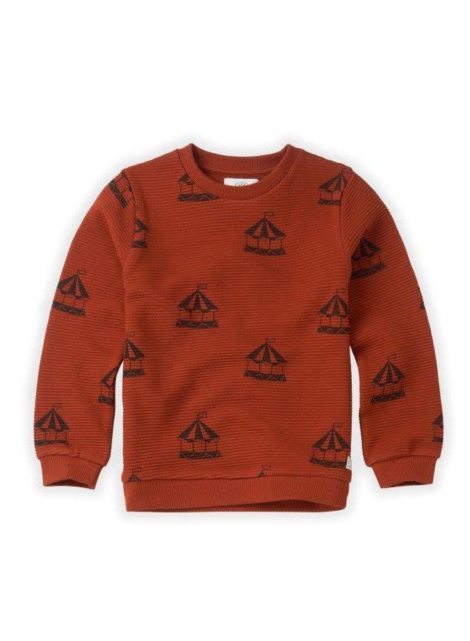 Sweatshirt carousel