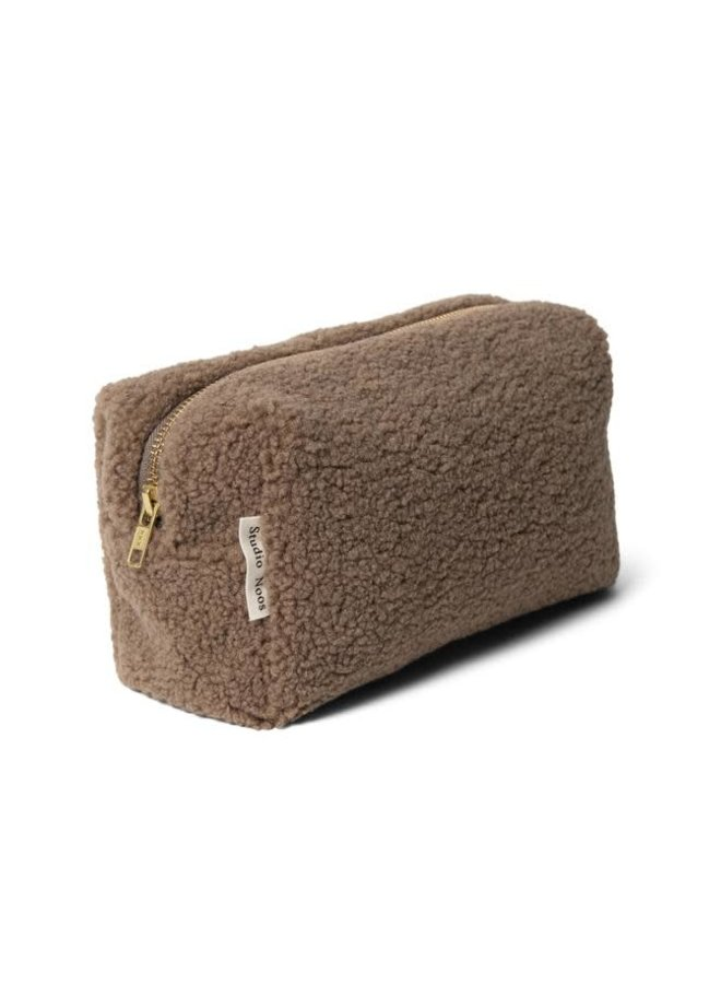 Pouch brown - Chunky
