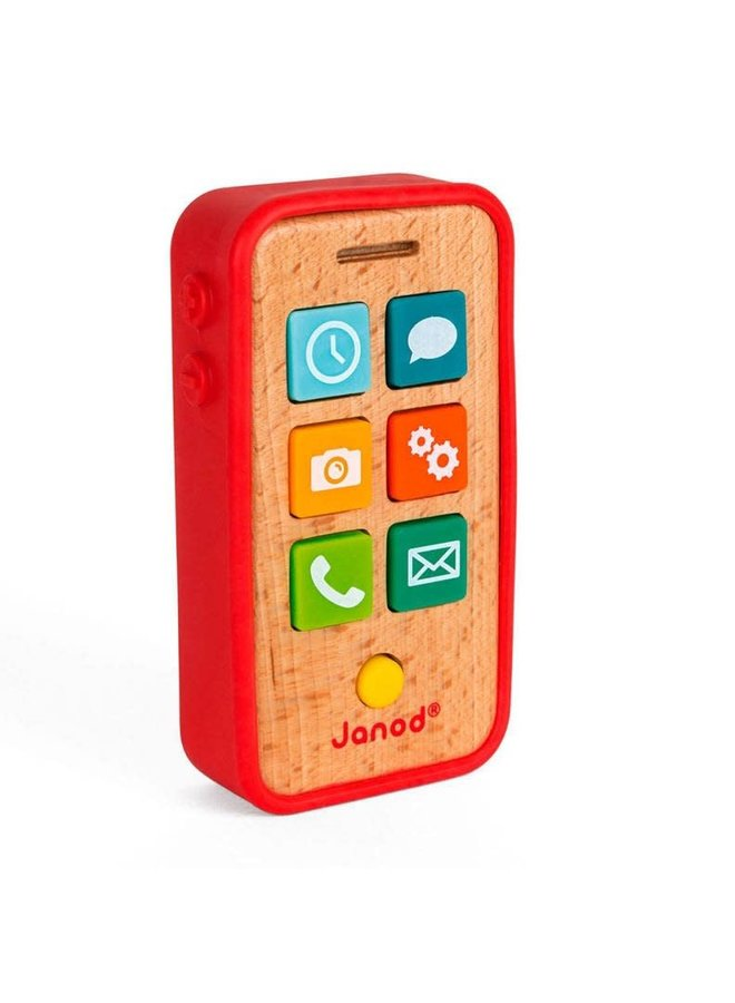Speelgoed telefoon met geluid