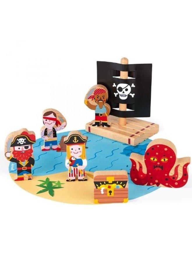 Piratenset - Janod story