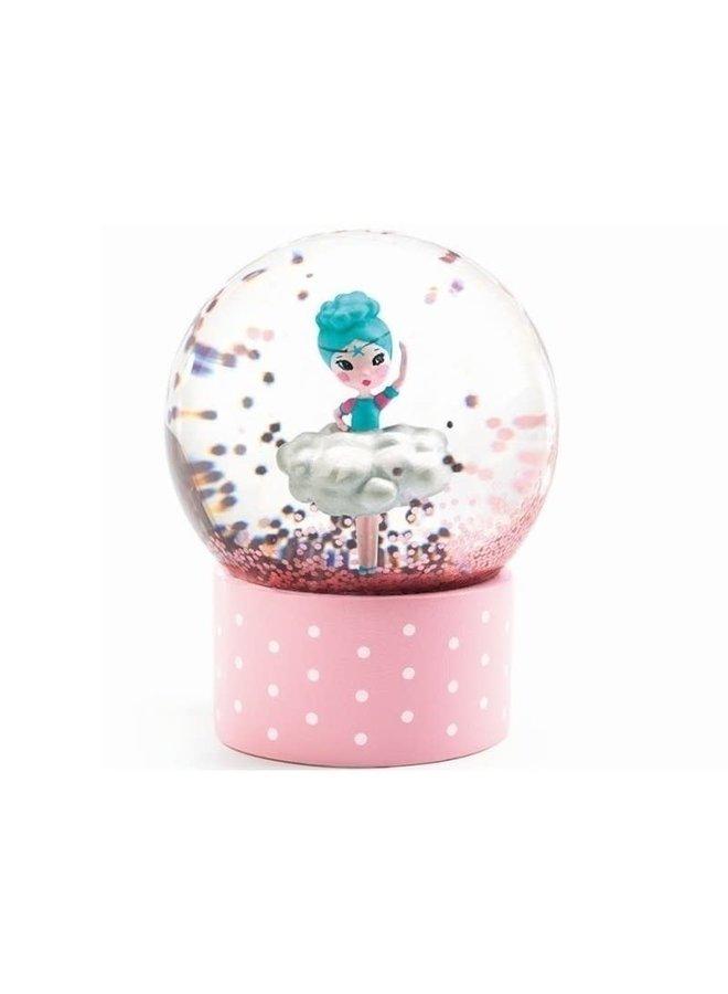 Mini sneeuwbol - ballerina
