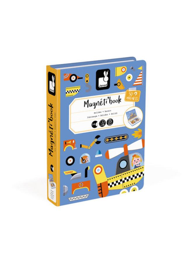 Magneetboek - Voertuigen
