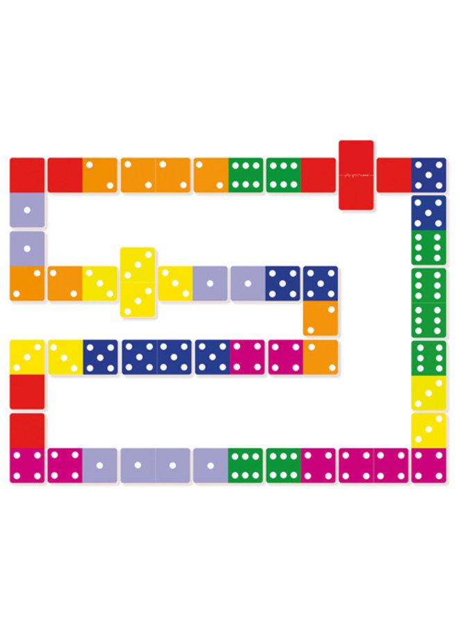 Spel - Domino jungle