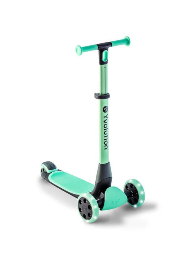 Step luxe uitvoering - Yglider Nua groen
