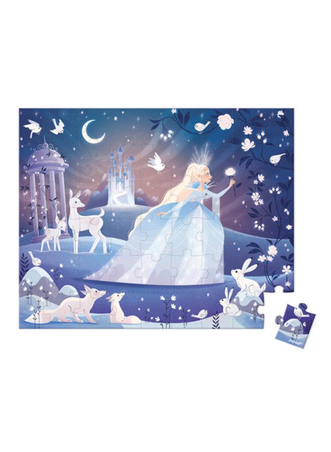Puzzel - De magie van het ijs (54st.)