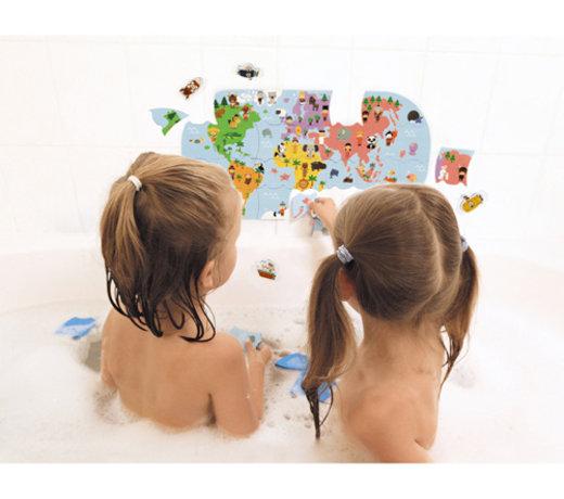 Het vrolijkste badspeelgoed voor kleine waterratjes