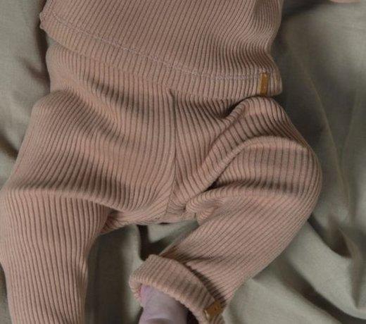 Zachte, gevoerde en comfortabele broekjes & leggings voor baby's (maat 50 t/m 68)