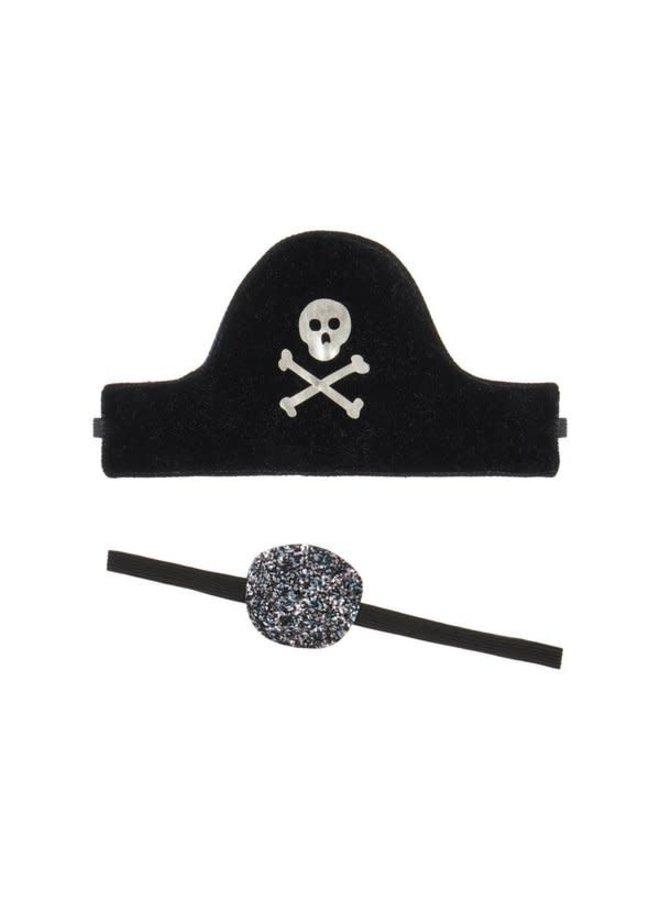 Piraten verkleed set