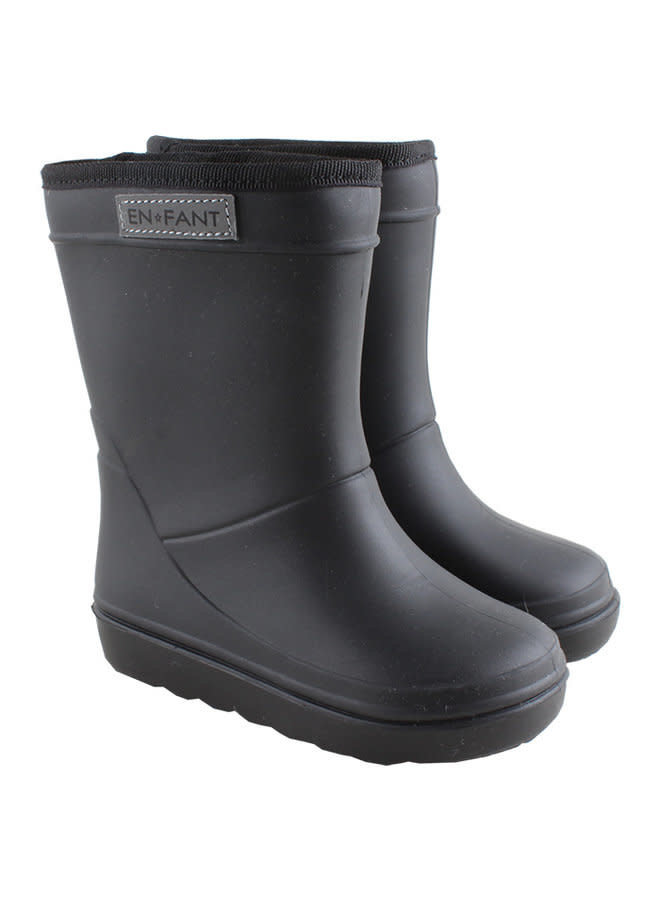 Thermo laarzen - Zwart