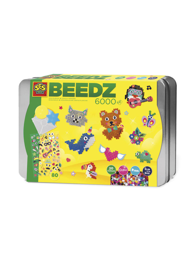 Beedz - Luxe set strijkkralen
