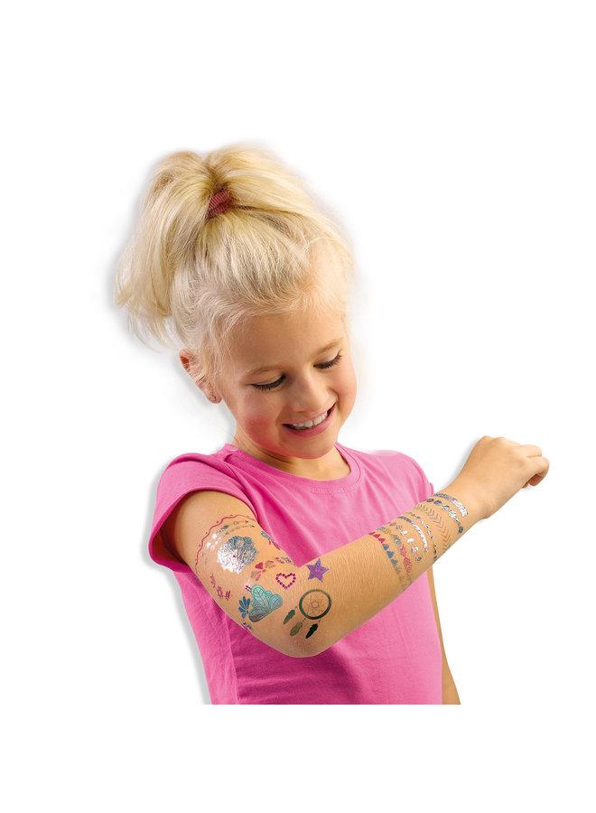Glitter Tattoo's 3-in-1