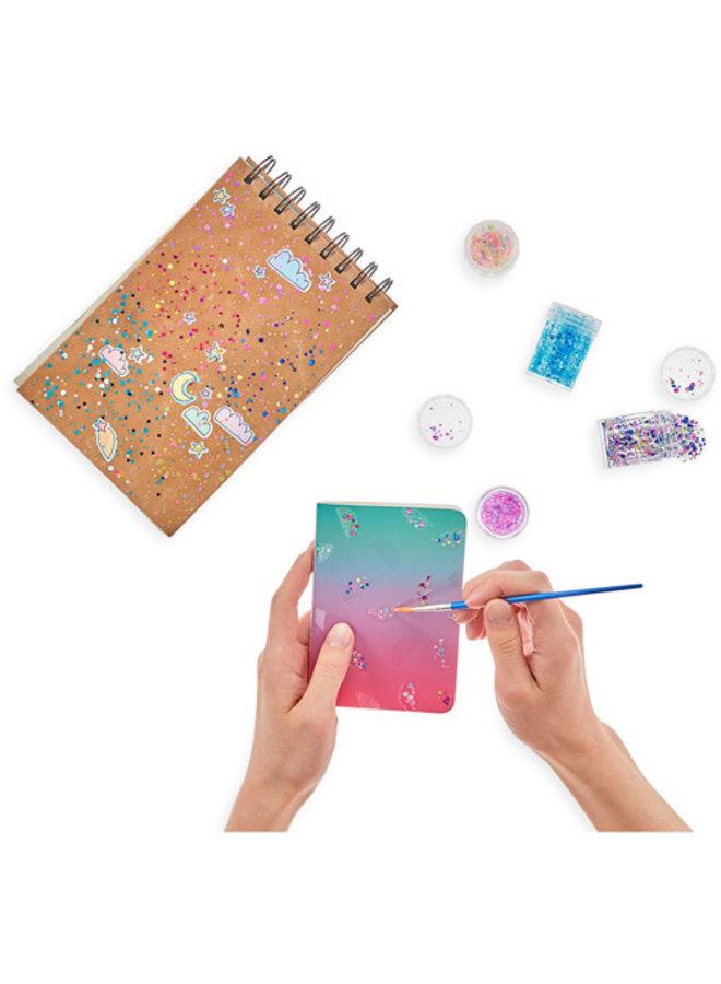 Glitter gel - mini dots pixie paste