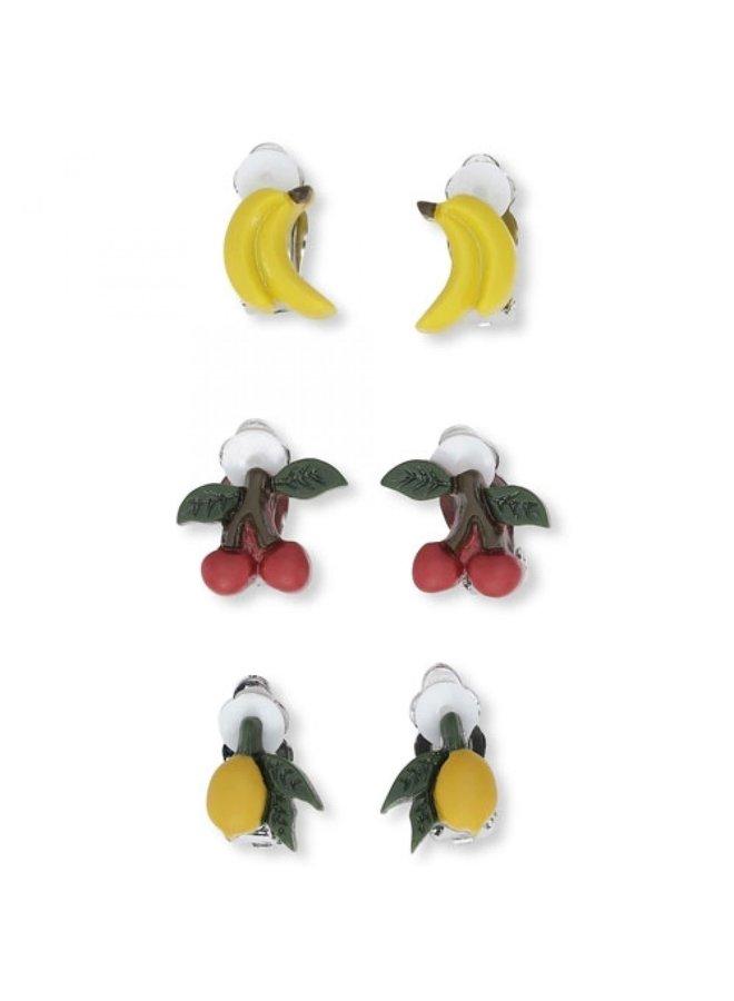 Oorclips - Fruit