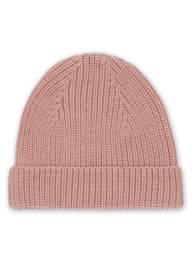 Witum knit beanie - Honey burst