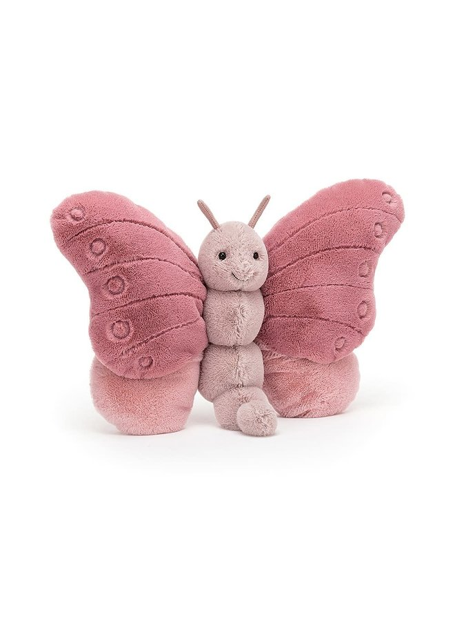 Beatrice butterfly roze