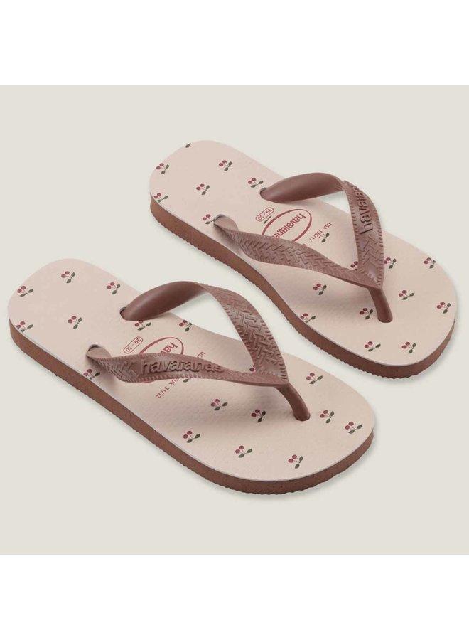 Havaianas slippers - Cherry print