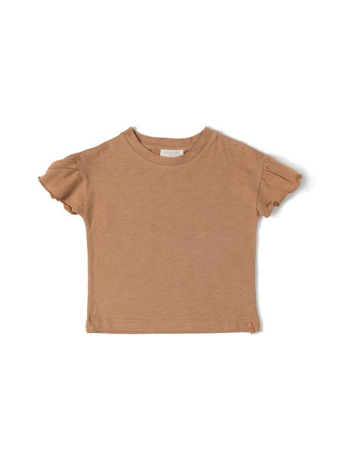 Fly shirt nut