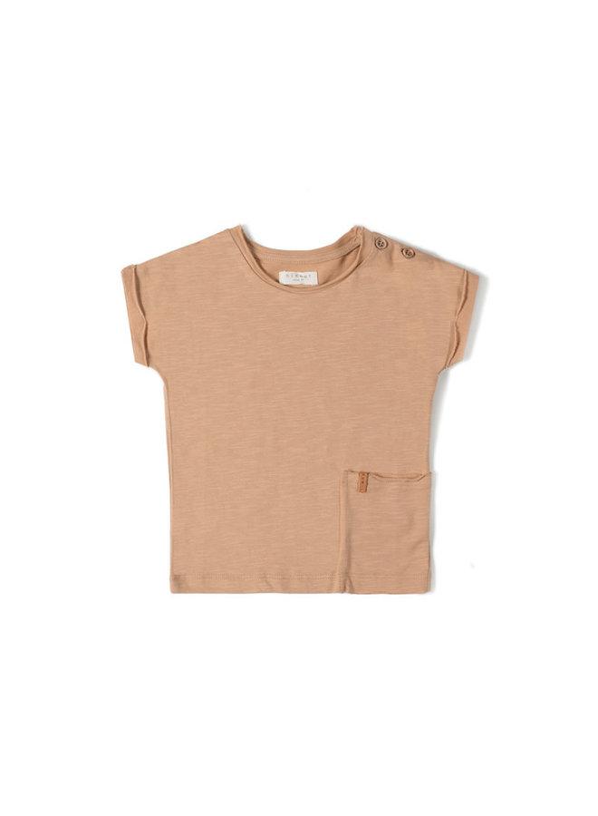 T-shirt - Nude