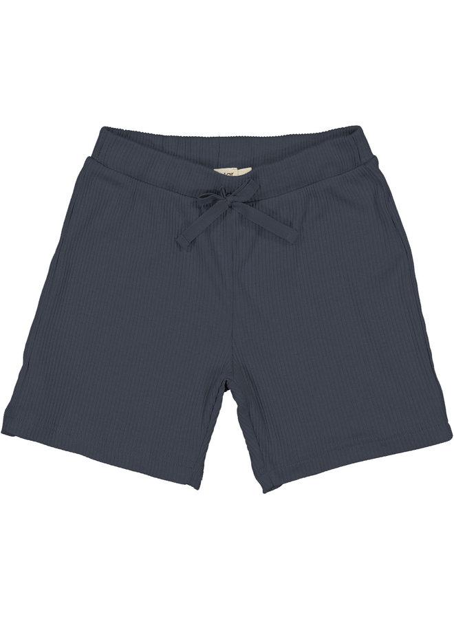 Short modal blue
