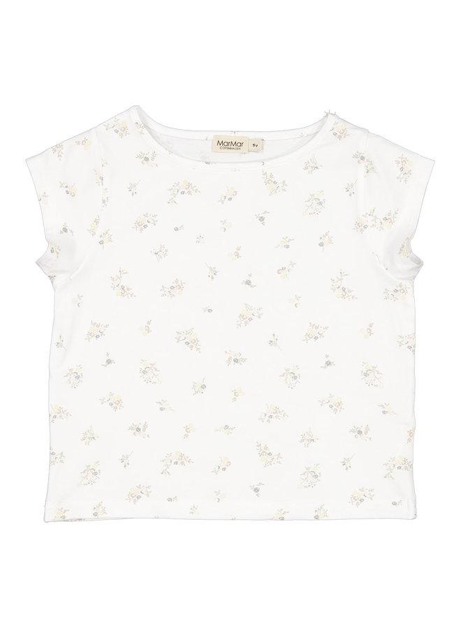 Tavola modal shirt - Rose bouquet