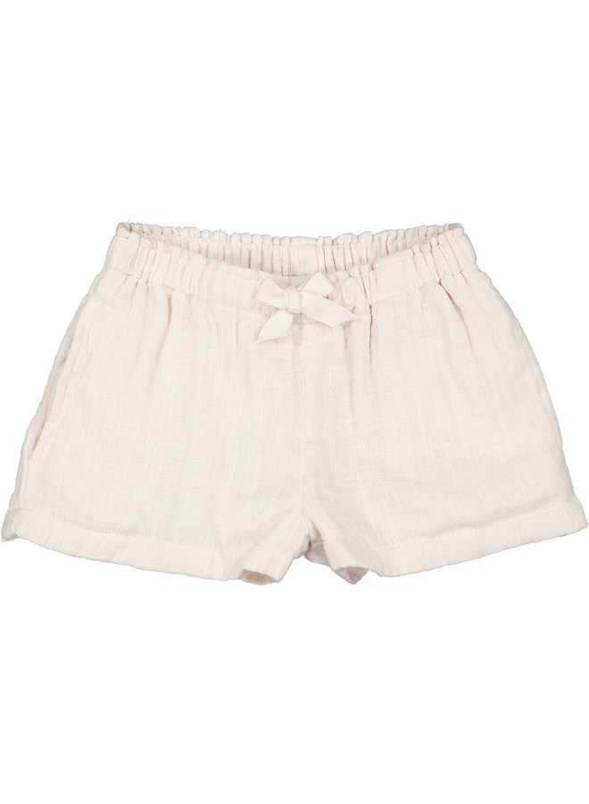 Pala muslin shorts - Delicate rose