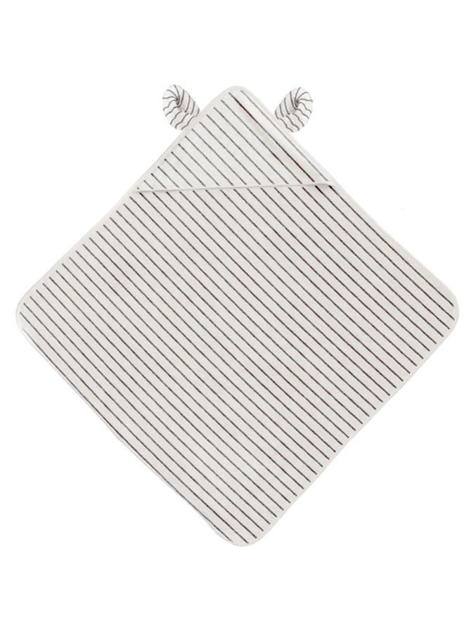 Terry towel stripe - Shade of blue