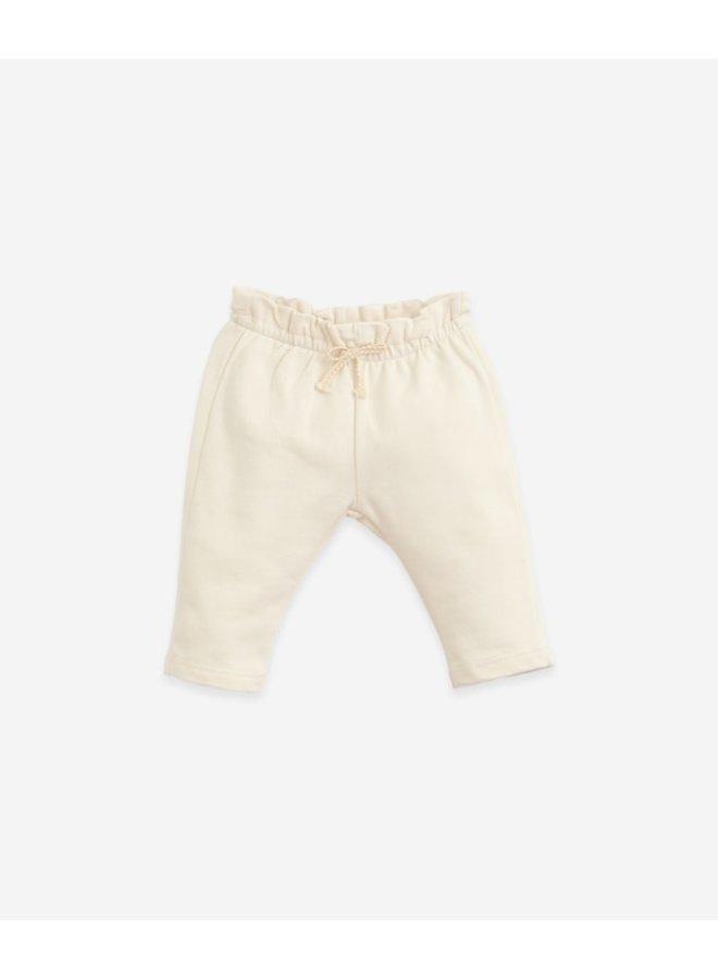 Fleece trousers - Dandelion