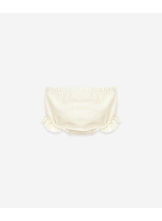 Lycra Jersey Underpants - White