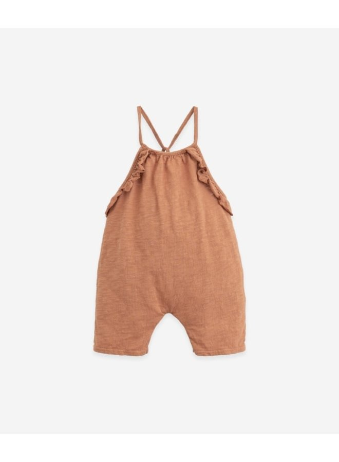 Flamé Jersey jumpsuit - Raquel