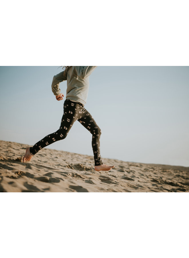 Legging Print Abstract