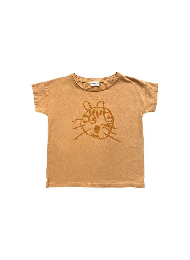 T-shirt Nude numbat