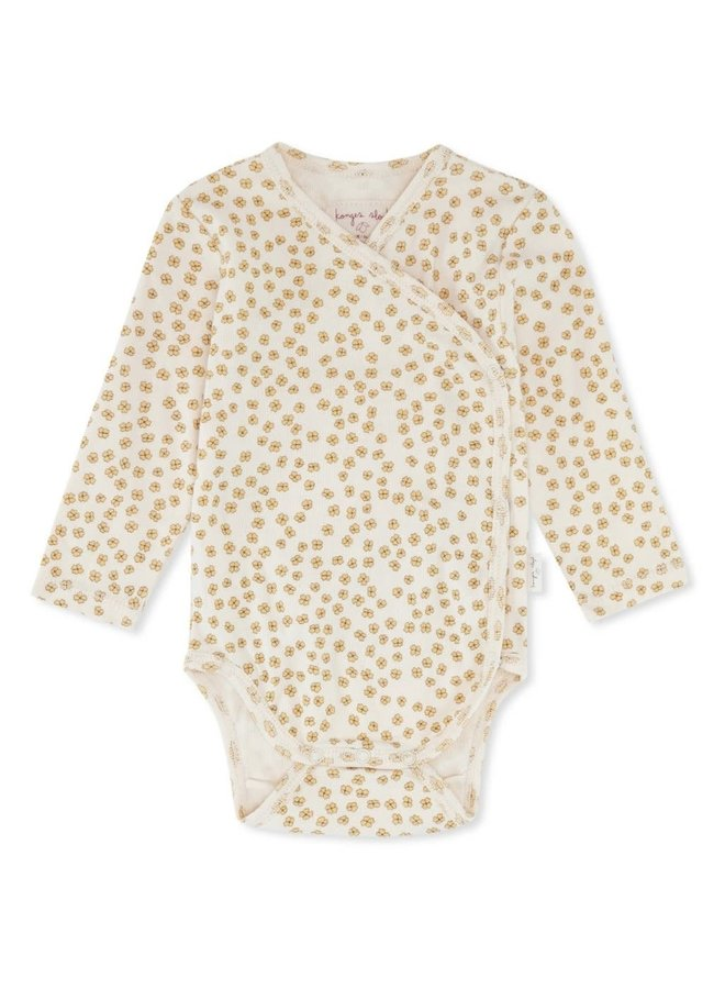 Newborn body - Buttercup yellow