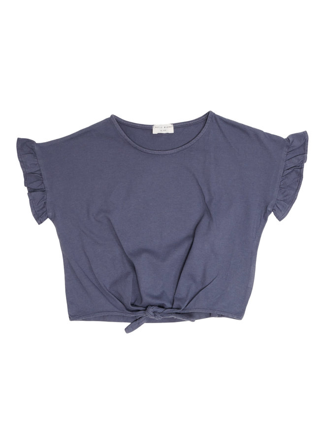 Knot T-shirt - Grisaille