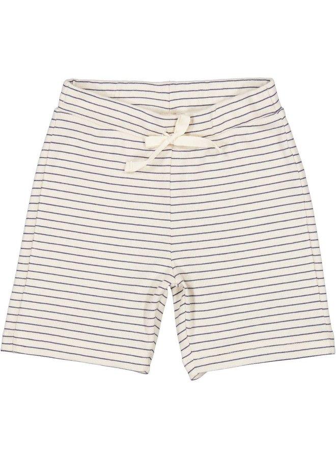 Paulo short - Blue stripe